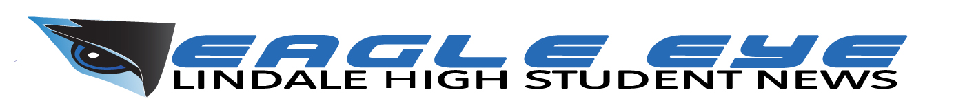 Lindale Eagle Eye Logo