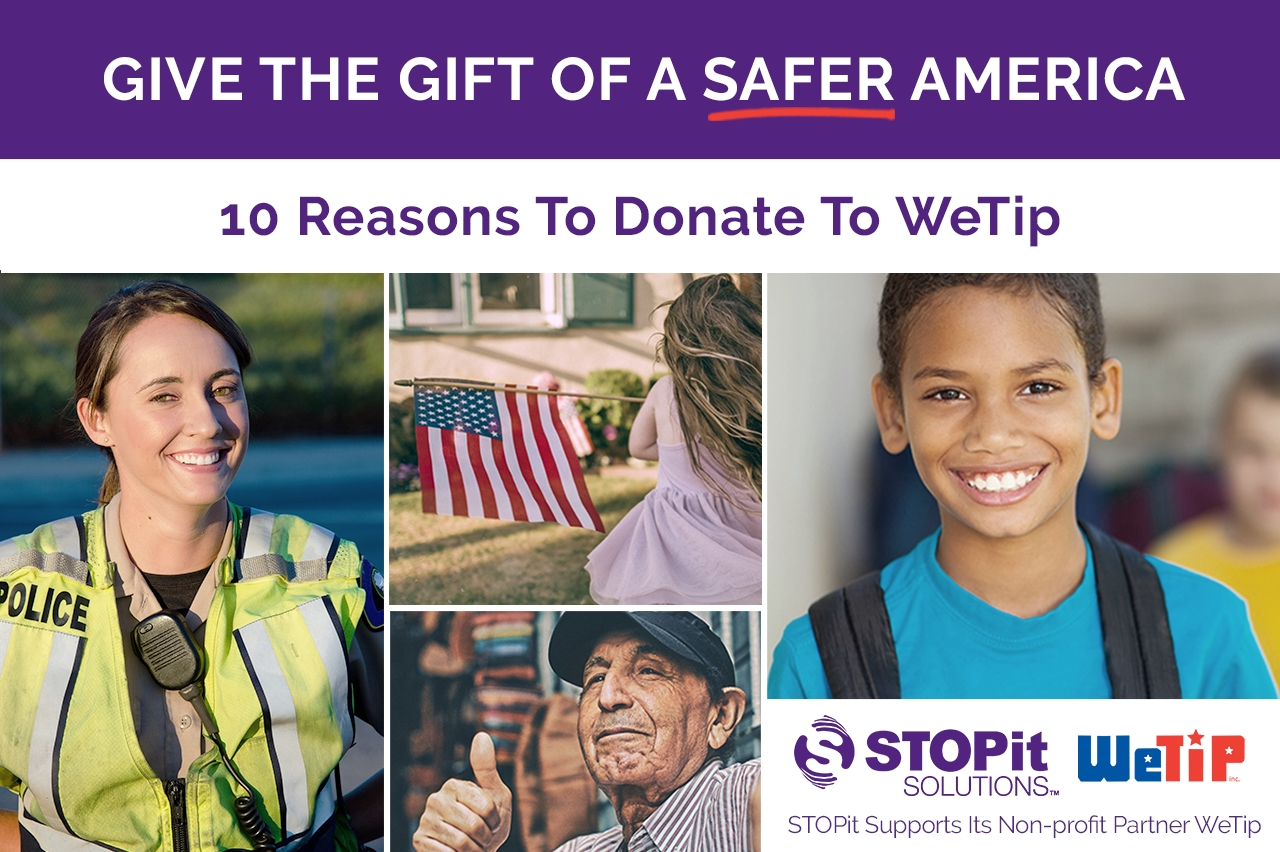 Donate to WeTip