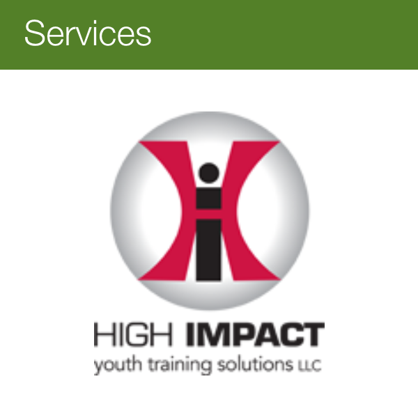 High Impact Youth Training Services